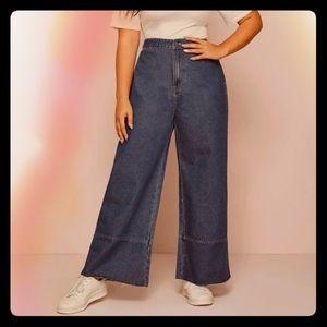 🆕 Wide Leg Jeans